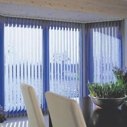 Decoración-Nuevo-Estilo-cortinas-lamas-verticales-Shantung