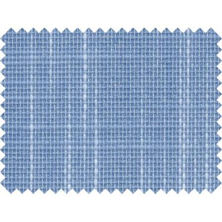 Decoración-Nuevo-Estilo-cortinas-lamas-verticales-Shantung-18-azúl