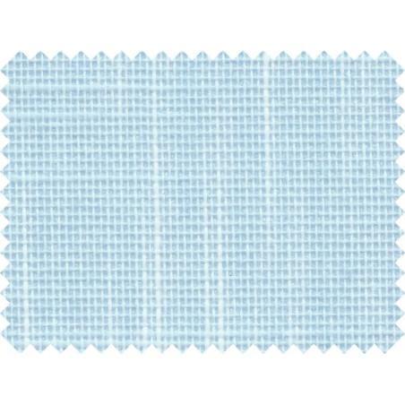 Decoración-Nuevo-Estilo-cortinas-lamas-verticales-Shantung-68-celeste