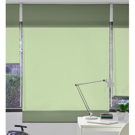 estor-enrollable-plain-14-verde-manzana-detalle-decoracion-nuevo-estilo