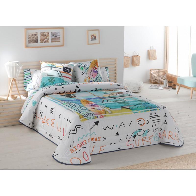 Edredón-bouti-conforter-beach-multicolor-decoracion-nuevo-estilo