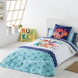 funda-nordica-infantil-MONKEY-decoracion-nuevo-estilo