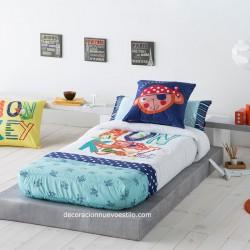Edredon-infantil-ajustable-MONKEY-decoracion-nuevo-estilo