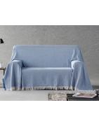 Plaid foulard multiusos para camas y sillones.